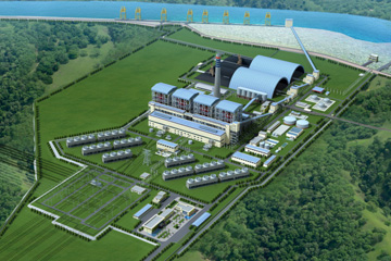 CKIC Won the Bid for the First Phase BOT Project of Vietnam Yongxin Power Plant