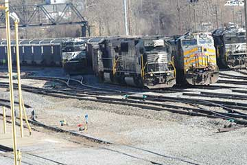 Norfolk Southern Railway decides to stick with coal | CKIC