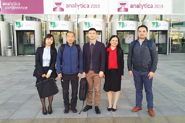 CKIC Attended Analytica 2018 in Munich | CKIC
