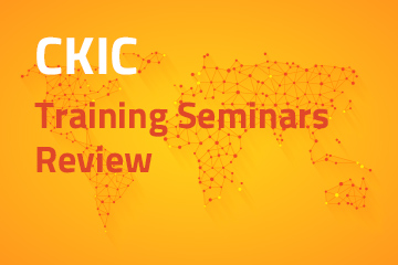 Getting Together with Global Experts: CKIC Training Seminars Review