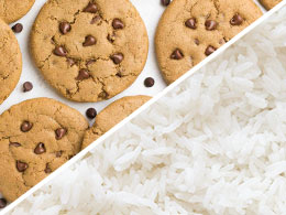 Calorific Value Determination in Solid Food such as Cookie and Rice etc