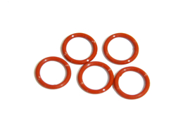 O-ring 10.6×1.8 silicone rubber | CKIC